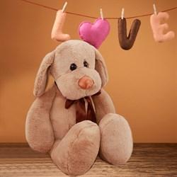Собачка коричневая - фото 10697