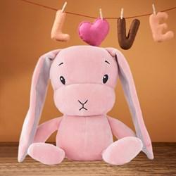 Кролик розовый - фото 10746
