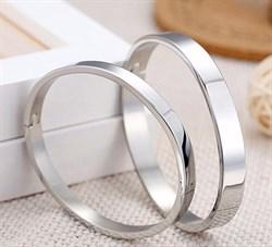 Парные браслеты для влюбленных под гравировку - фото 10827