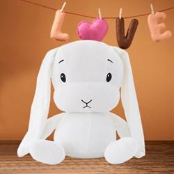 Кролик белый - фото 10840