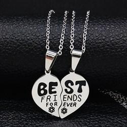"""Парные кулоны """"Best friends"""" - фото 11945"""