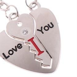 """Брелки для влюбленных """"Ключ от сердца"""" - фото 12049"""