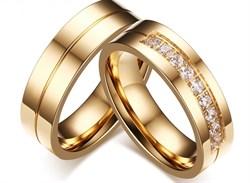 """Обручальные кольца """"Любовь важнее всего"""" - фото 12078"""