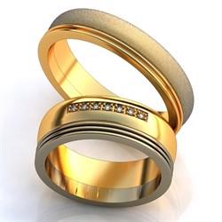 """Обручальные кольца """"Любовь без границ"""" - фото 6881"""
