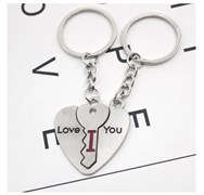 """Брелки для влюбленных """"Ключ от сердца"""""""