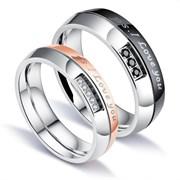 Парные кольца для двоих Ps. I Love You