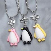 "Дружные пингвины ""Best Friends Forever"""
