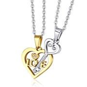 """Кулоны для влюбленных """"Ключ от сердца любимой"""""""