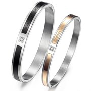 парные браслеты для влюбленных
