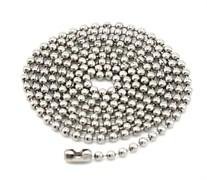 Цепочка шариковая сталь