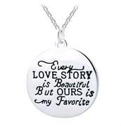 "Ожерелье ""Love story"""