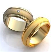 """Обручальные кольца """"Вместе и навсегда"""""""