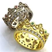 """Обручальные кольца """"Венчание"""""""