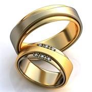 """Обручальные кольца """"Узы любови"""""""