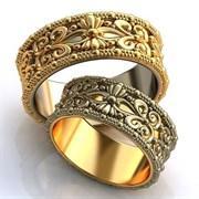 """Обручальные кольца """"Нежность"""""""