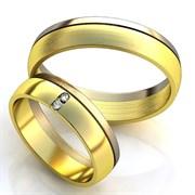 """Обручальные кольца """"Нежность чувств"""""""
