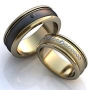 """Обручальные кольца """"Любовь навека"""""""