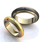 """Обручальные кольца """"Счастье в любви"""""""