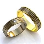 """Обручальные кольца """"Совет, да любовь"""""""