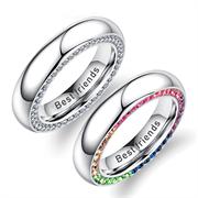 кольца для подруг