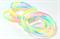 Светящийся силиконовый браслет - фото 10376