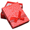 романтичная коробочка для двойных кулонов
